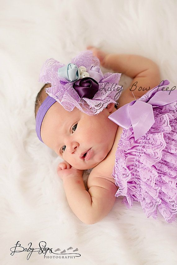 Baby Girl Purple Outfits 69