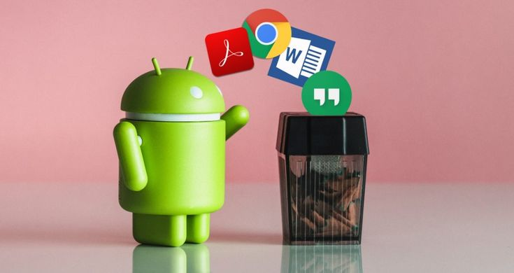 Android provides a lot of options for optimizing the apps