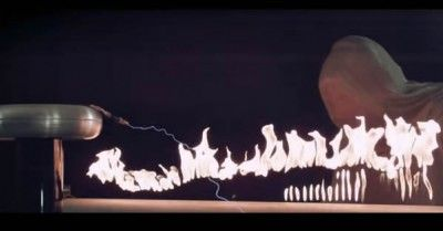 Cymatics – the art of seeing sound