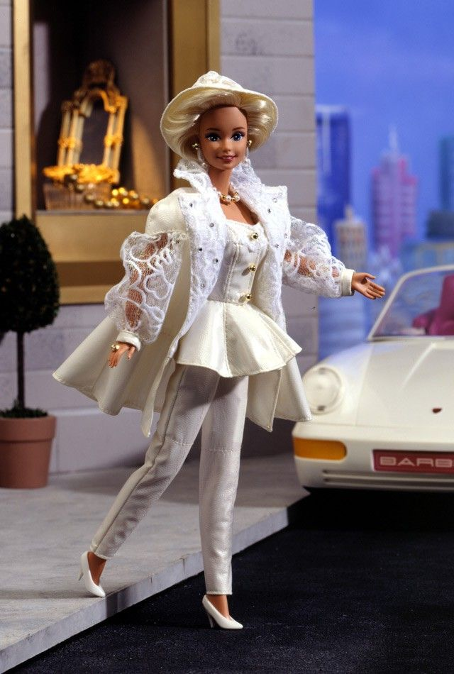 Uptown Chic Barbie Doll - 1994 Classique Collection - Barbie Collector