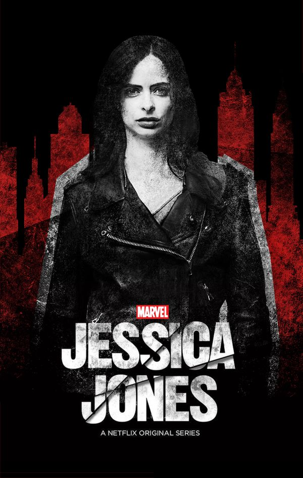 Jessica Jones - Netflix - Universo Marvel