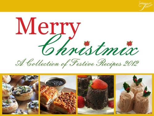 EBOOK: Merry Christmix  Another great Thermomix E book!!  Love all of these recipes!!!!