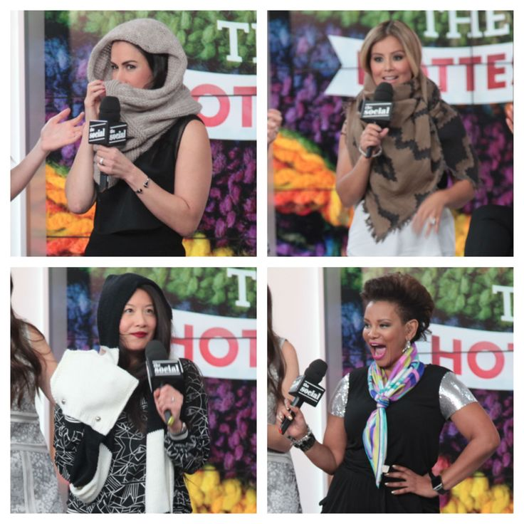 The season's hottest scarves and how to wear them