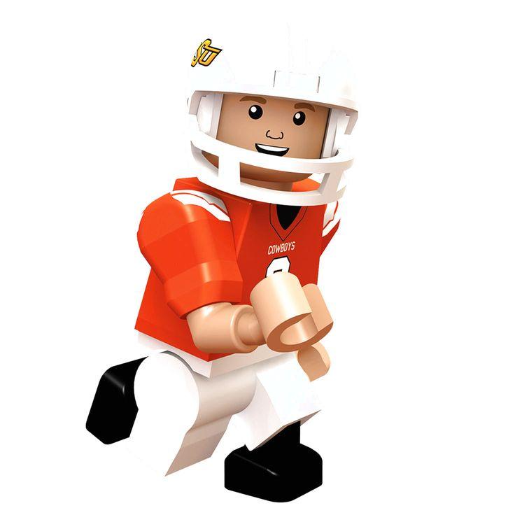Brandon Weeden Oklahoma State Cowboys OYO Sports College Minifigure - $10.39
