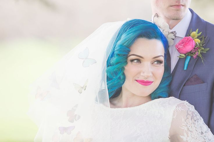 Head in the Clouds: Colourful Retro Inspired Wedding Shoot