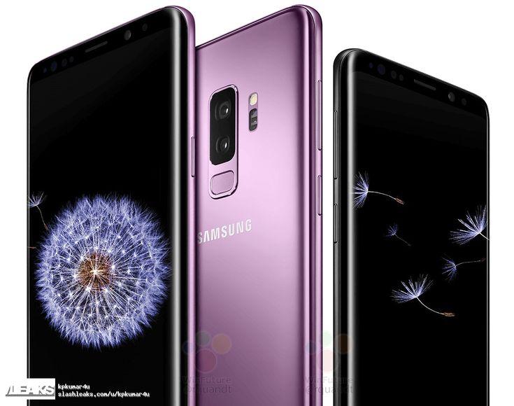 Samsung Galaxy S9 und Galaxy S9 Preise geleakt