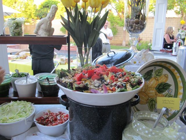 taco bar menu ideas | Fresh Ideas Catering Blog: A Perfect Surprise Birthday-Taco Party