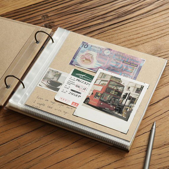 Personalised Handcrafted A4 18th Birthday Scrapbook Album Multi Use QUICK POST
