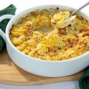 Schweizer Kartoffelgratin Rezepte | Weight Watchers
