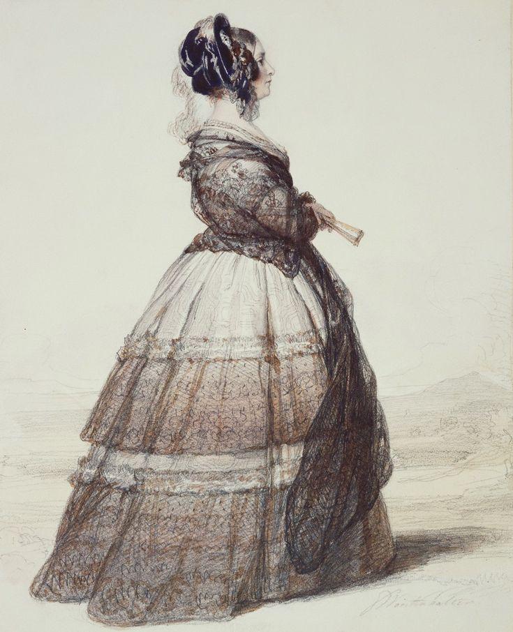 Princess Victoria of Saxe-Coburg-Saalfeld, Duchess of Kent and Strathearn, Queen Victoria's mother | Grand Ladies | gogm