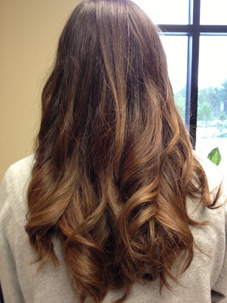 Lloydcourthair Of Auburn Ombre Hair Color | dagpress.com