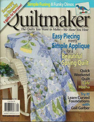 Quiltmaker 138 2011 - compartilha tudo - Picasa Albums Web