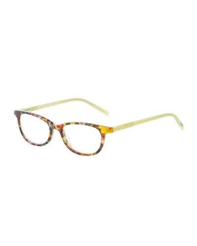 fde86ad46cb Scary Terri Square Acetate Reading Glasses