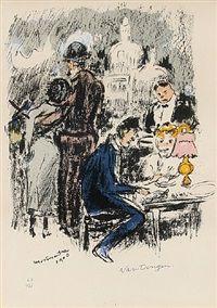 Montmartre 1900, 1965