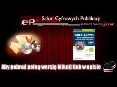 Niderlandzki Kurs Podstawowy - [AudioBook, MP3] POBIERZ Pełną Wersję Kursu Audio na MP3: http://epartnerzy.com/audiobooki/niderlandzki_kurs_podstawowy_p10661.xml?uid=215827  Niderlandzki Kurs podstawowy przeznaczony jest dla osób początkujących, zaczynających naukę niderlandzkiego oraz wszystkich którzy chcą nauczyć się podstaw tego języka. Kurs polecamy wyjeżdżającym do Holandii i Belgii do pracy, na studia i w celach turystycznych.   Obejmuje 12 lekcji (132 min nagrań) uczących ok. 1500…