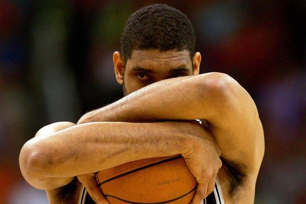 One to love ---Tim Duncan (1997-present)