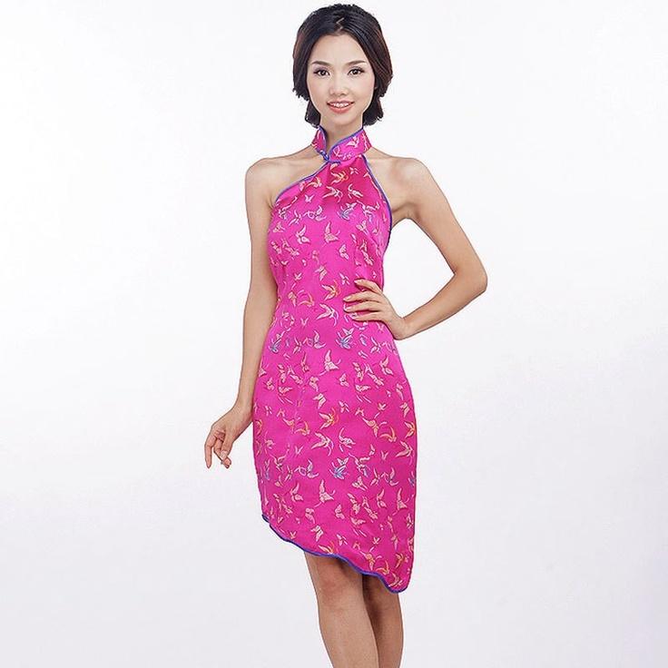 7 best Sexy Cheongsam images on Pinterest | Cheongsam dress, Chinese ...