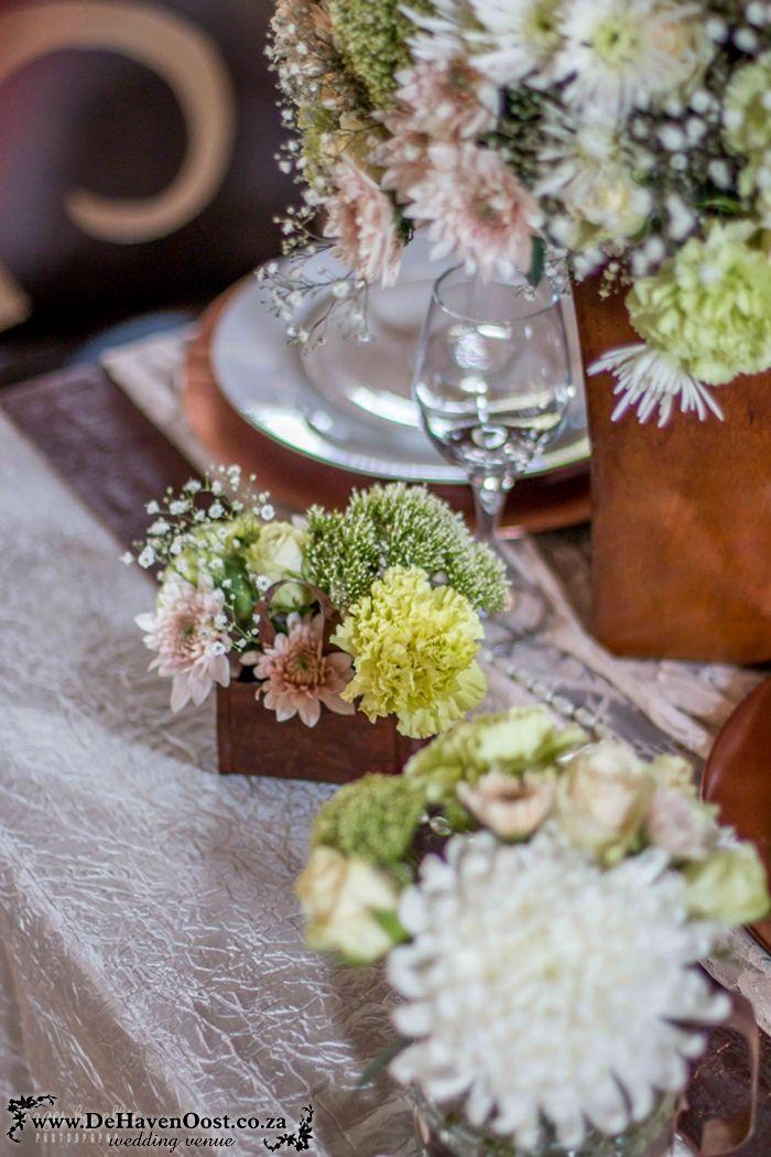 Vintage flower ideas