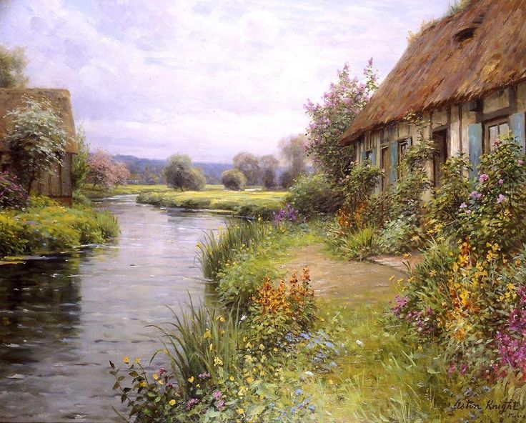 A Bend in the River / Louis Aston Knight
