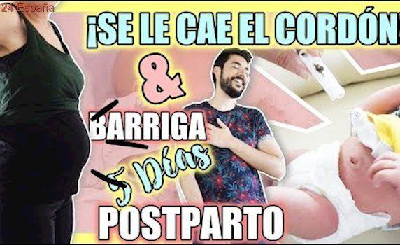 ¡SE LE CAE EL CORDÓN UMBILICAL! & HAUL ROPITA PARA EL BEBÉ | vlog diario | Familia Carameluchi