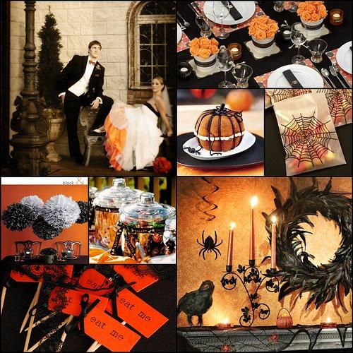 "Elegant Halloween Themed Weddings: 10 Best Images About ""Elegant"" Halloween On Pinterest"