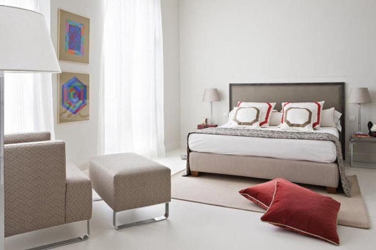 La habitación y la vida en pareja   Decorar tu casa es facilisimo.com