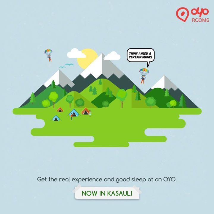 #BudgetHotel #OYORooms now Available in #kasauli