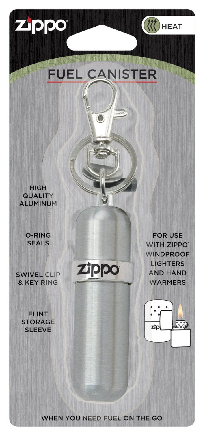 Amazon.com: Zippo Fuel Canister: Sports & Outdoors