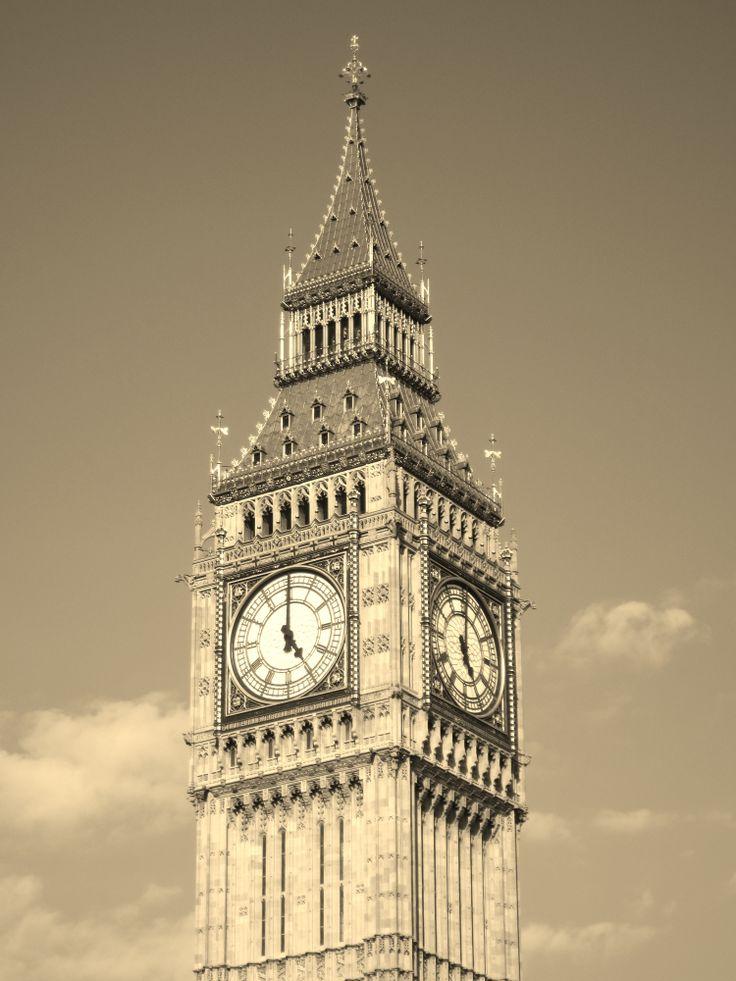 Westminster, teatime
