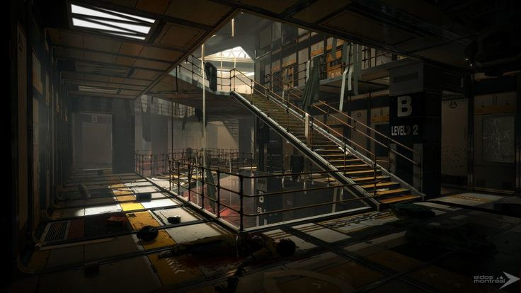 Deus Ex: Modular 'One Texture' Assembly Line Library Tutorial