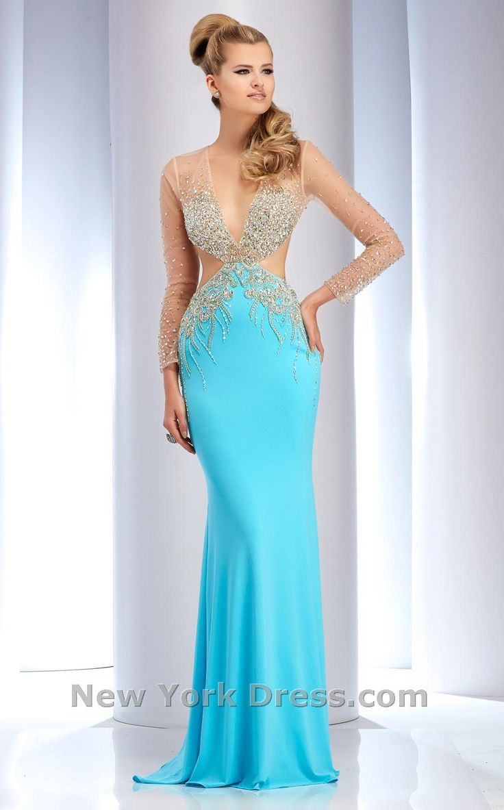 21 best My Polyvore Finds images on Pinterest | Beaded gown, Dress ...