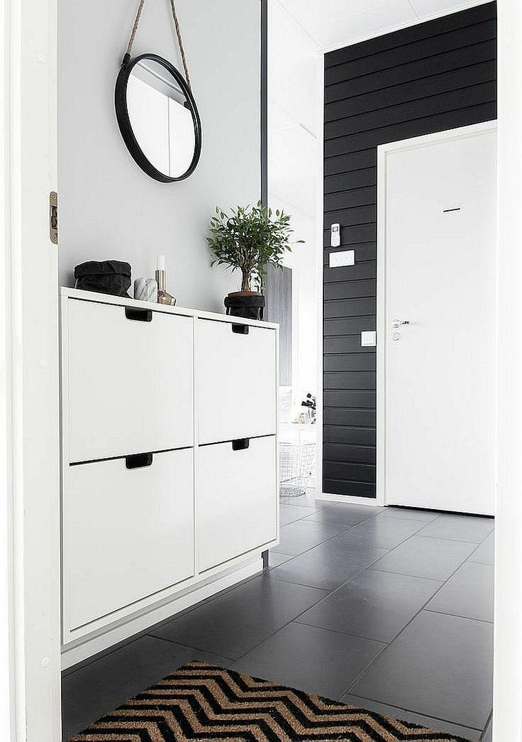 les 25 meilleures id es de la cat gorie meuble chaussure. Black Bedroom Furniture Sets. Home Design Ideas