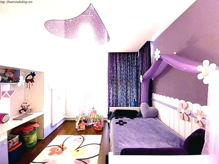 38 unbelievable girls purple bedroom ideas plan in 2020