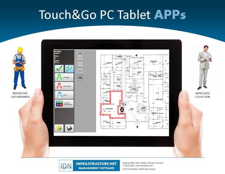 iDN Touch & Go Tablet Apps