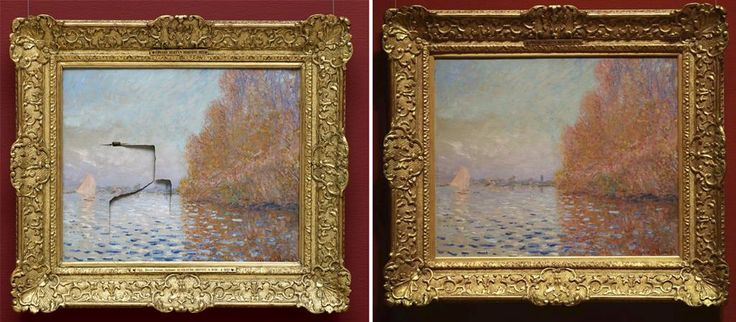 National Gallery Ireland Monet Google Search Monet Argenteuil