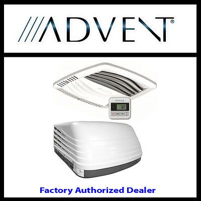 12-Volt Portable Appliances: Advent 15000 Btu Complete Ducted Rv Air Conditioner-Acm150 And Acrg15 -> BUY IT NOW ONLY: $659.99 on eBay!