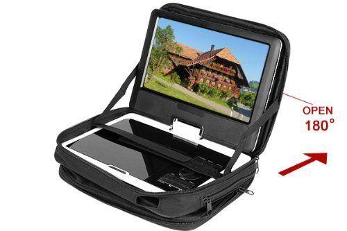 Voiture Appui-tête Support et Housse Transport Sacoche Protection Pour 7″ 7.5″ 7.8″ DVD Lecteur Portable: Dans l'emballage: 1x Housse pour…