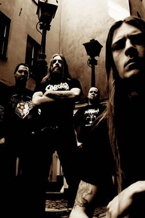 Grave - Swedish Death Metal.
