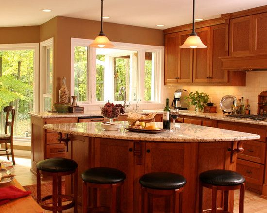 Kitchen Islands Designs Plans Design, Pictures, Remodel, Decor and ...