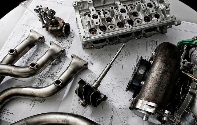 Renault Sport 1.6l. V6 F1 engine for 2014