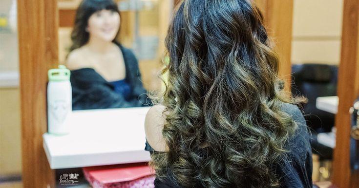 [BEAUTY] Beautiful Balayage Hair Color at Alora Beauty Salon