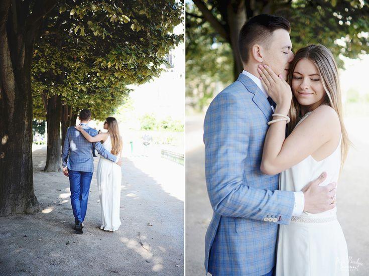 Anna & Robert PLENER W PARYŻU - Aga Bondyra Fotografia