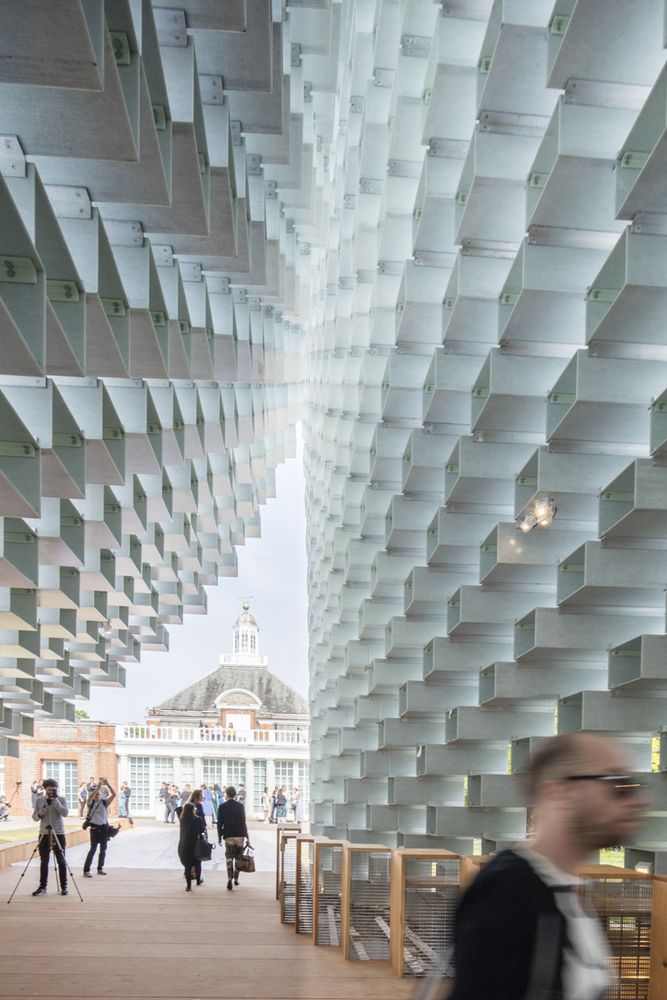 Gallery of Gallery: The Serpentine Pavilion and Summer Houses Photographed by Laurian Ghinitoiu - 5