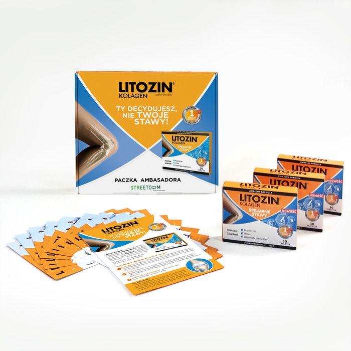 Witamy Ambasadorów w kampanii Litozin® Kolagen! Poznajcie unikalny suplement diety zawierający kolagen typu II, Rosenoid® oraz miedź. Czekamy na Wasza aktywność w kampanii oraz raporty z rozmów. #litozinkolagen #litozin #sprawnestawy