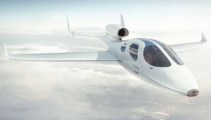 Flaris Personal Jets Take Off   Aviation   Robb Report - The Global Luxury Source
