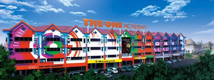 Our beautiful campus at Bandar Sunway, Malaysia