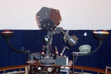 Iowa's first planetarium - Sanford Museum Planetarium, Cherokee.