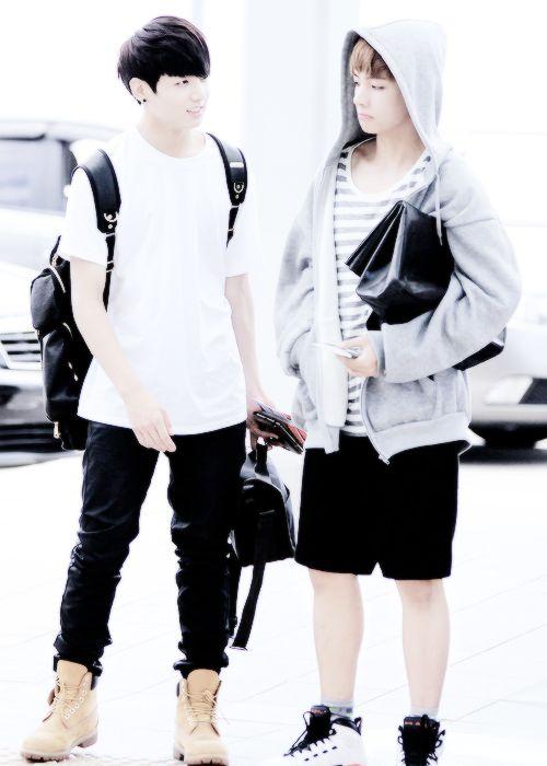 Airport Fashion Men Kpop