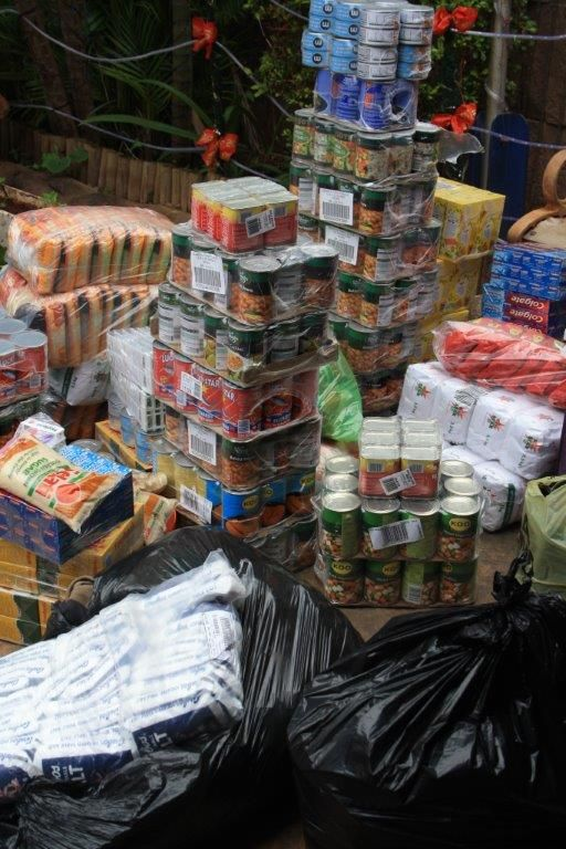 Danville Liggiehuis, set up by Brenda van der Merwe, is a charity that has been established to support those in need with food, clothing and other crucial items.
