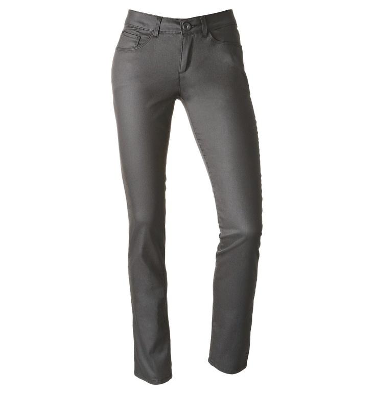 Gecoate jeans - black